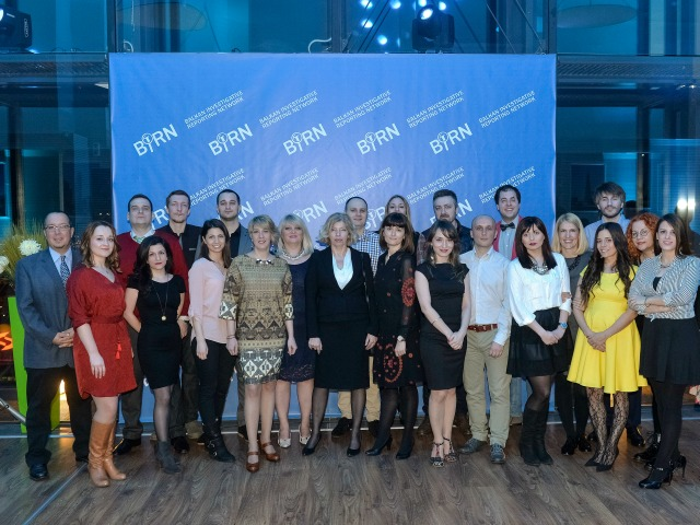 BIRN Celebrated the 200th Anniversary Issue of Belgrade Insight