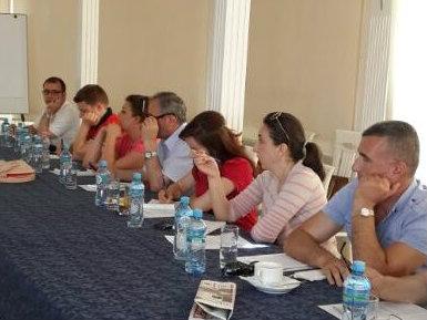 BIRN Albania Holds Roundtable on Environment