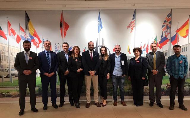 BIRN BiH Joins Visit to NATO Headquarters
