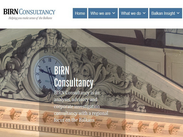 New BIRN Consultancy website launched