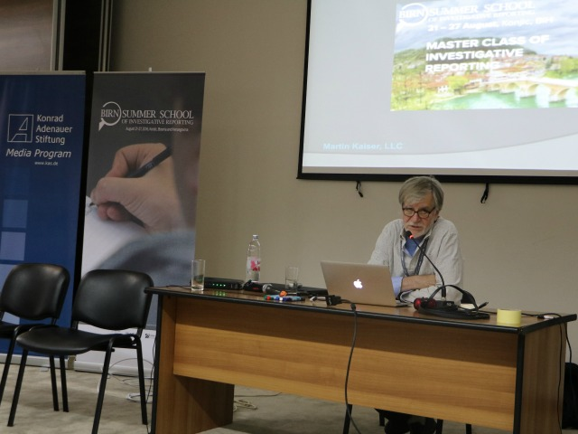 BIRN Summer School Day 4: Scaling Up Investigations
