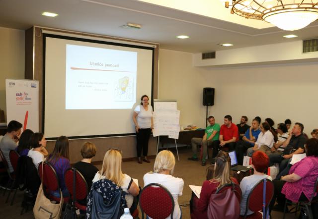 BIRN Holds 'Public Money for Public Interest' Workshops