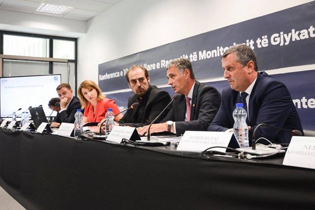 BIRN and Internews Kosova Launch the Annual Court Monitoring Report 2016