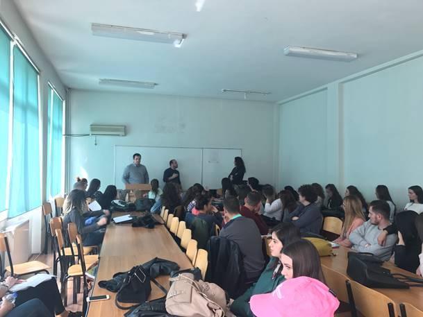 Krypomëter Explained at University of Prishtina