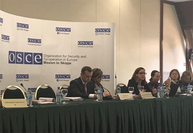 BIRN BiH Attends ODIHR Trial Monitoring Meeting