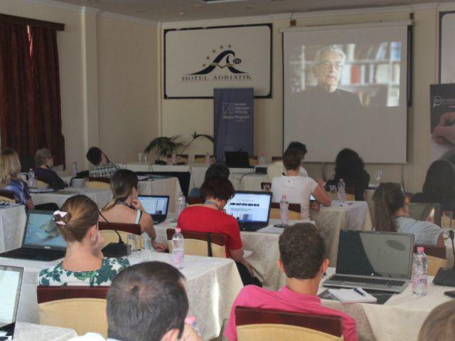 Sixth BIRN Summer School opens in Albania