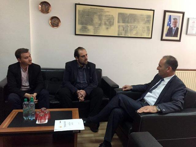 BIRN Offers Internship Opportunities to University of Prizren Students