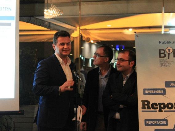 BIRN Albania Launches Reporter.al News Site