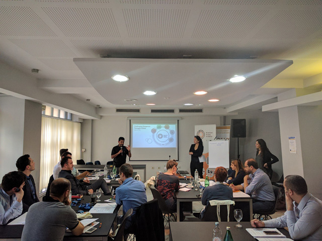 Resonant Voices Workshops Begin Across Balkans