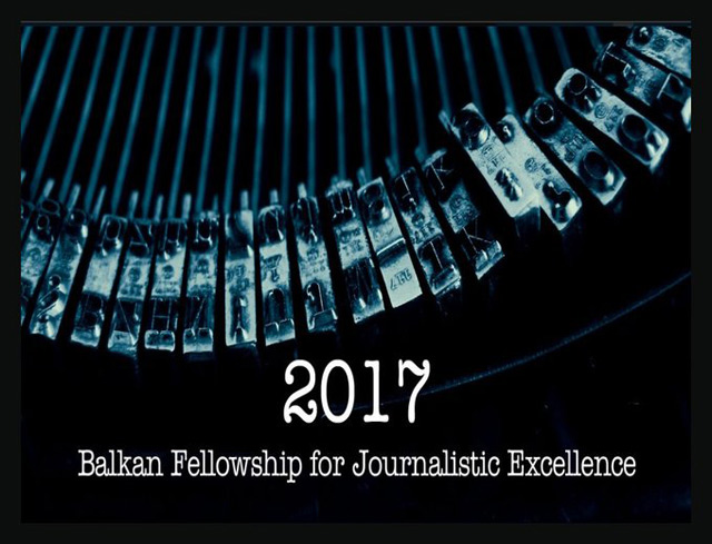 Eleventh Balkan Fellowship for Journalistic Excellence