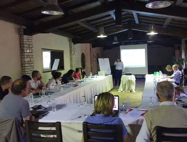 BIRN Albania Trains Journalists on Crime and Court Reporting