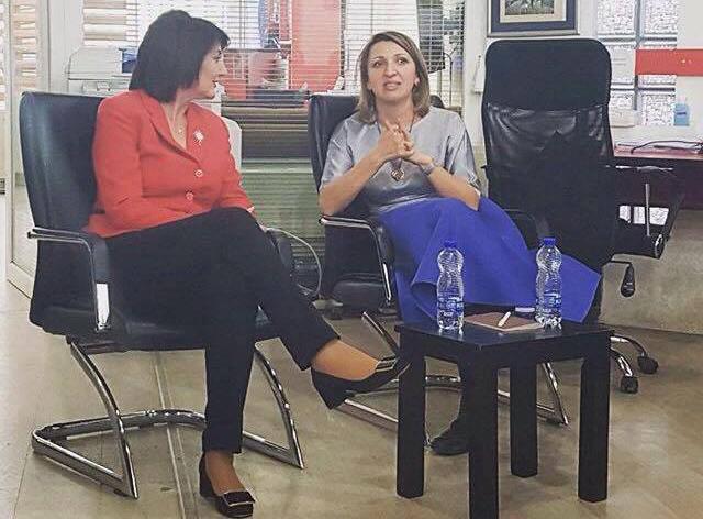 U.S. Ambassador to Kosovo and Former Kosovo President Visit BIRN