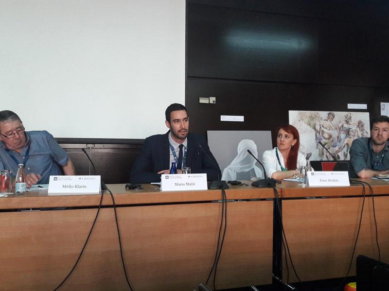 BIRN BiH Addresses ICTY Legacy Event in Sarajevo