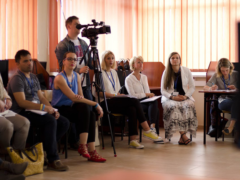 Media against Hate Workshop in Poland