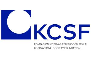 Kosovo Civil Society Foundation – KCSF