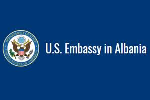 US Embassy in Albania