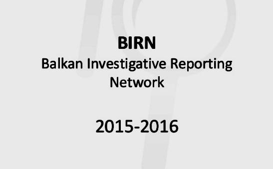 BIRN Network Activities and Achievements: 2015-2016