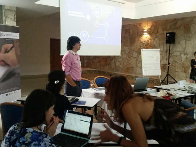 BIRN Summer School Day 4: How to Scale Up Investigation