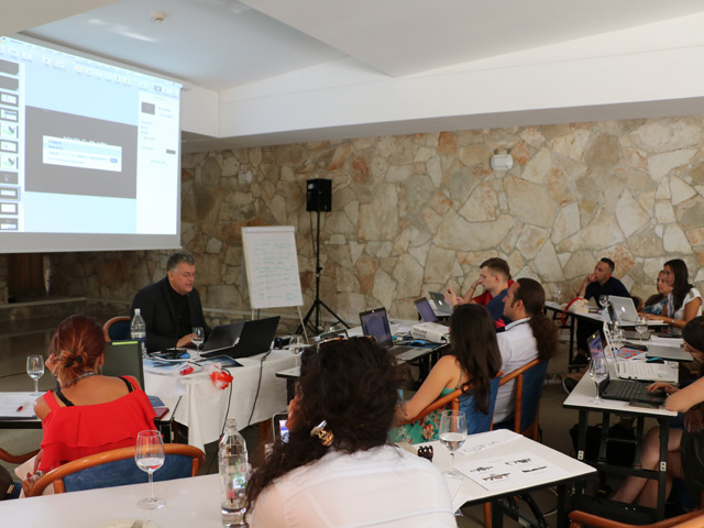 BIRN Summer School Day 2: Social Media, Fact-Checking for Investigative Journalists