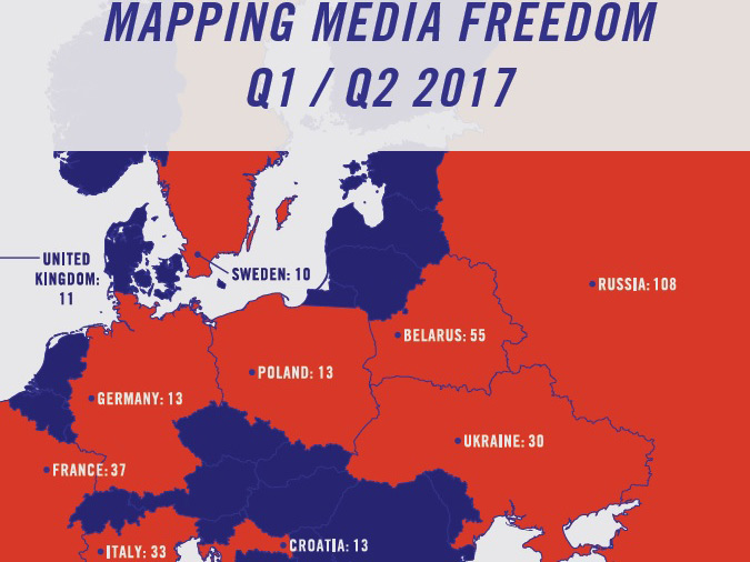 BIRN Cited in Balkan Media Freedom Reports