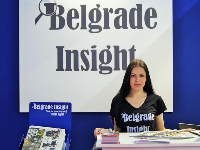 BIRN Newspaper Makes Inaugural Appearance at Belgrade Book Fair