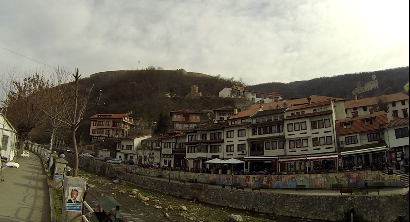 A History of Problems in Kosovo's Historic City