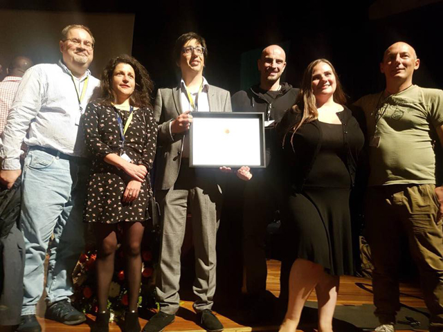 Global Shining Light Award Judges Honour BIRN
