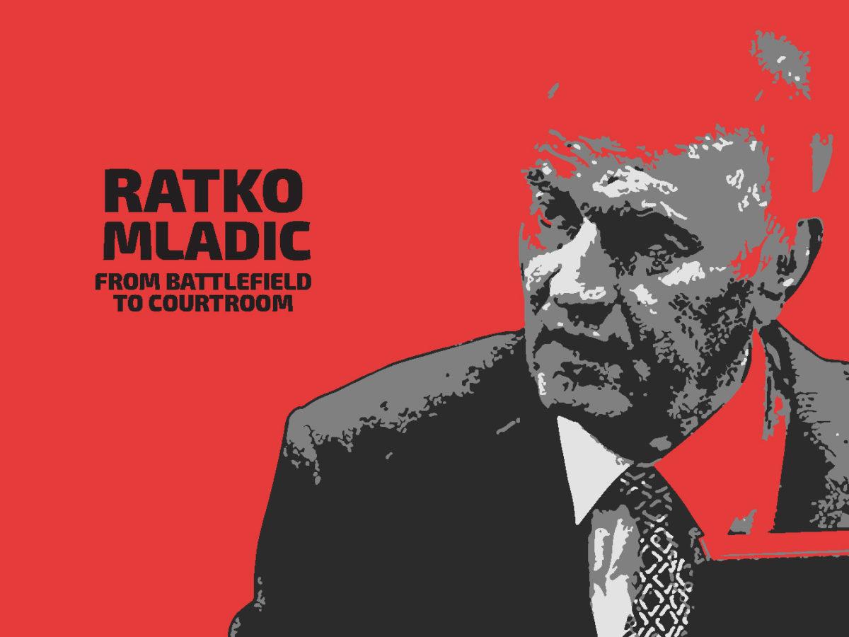 BIRN Publishes Ratko Mladic Trial E-Book