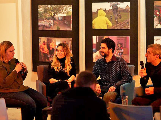 BIRN Romania Reporters Share Experiences at Media Festival