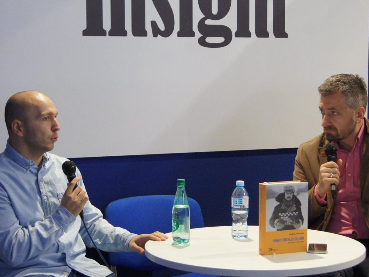 Belgrade Insight Hosts Stand at Belgrade Book Fair
