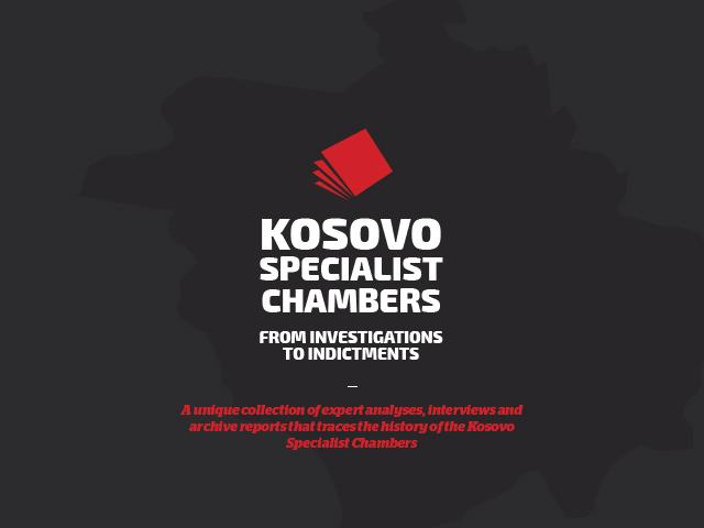 BIRN Publishes Kosovo War Crimes Court E-Book