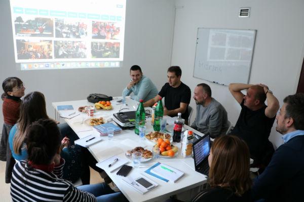 BIRN Serbia and Juzne vesti Train Local Journalists