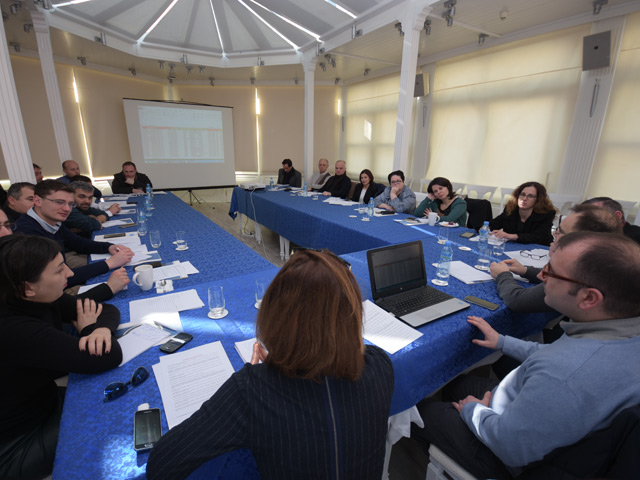 BIRN Albania Holds Workshop on Judges' Asset Declarations
