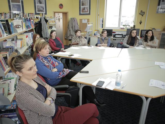 BIRN Holds 'Let's Hear Women' Workshop in Banja Luka