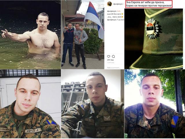Soldier Praising Mladic Faces Discipline After BIRN Report