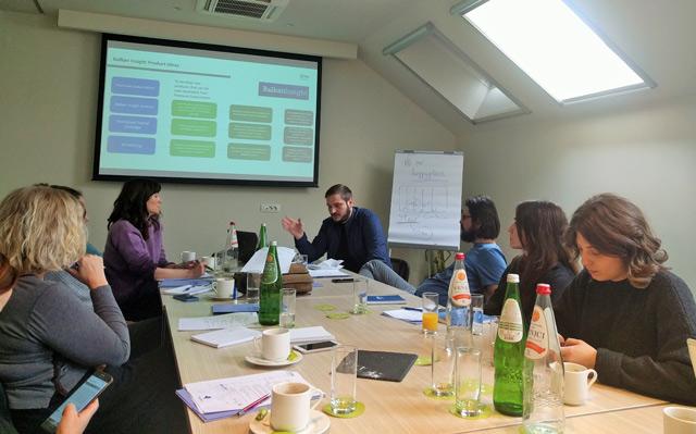 Hub Meeting Plots BIRN's Future in Belgrade