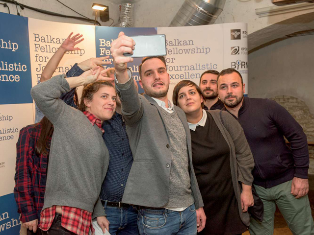 Call opens for 2018 Balkan Fellowship for Journalistic Excellence