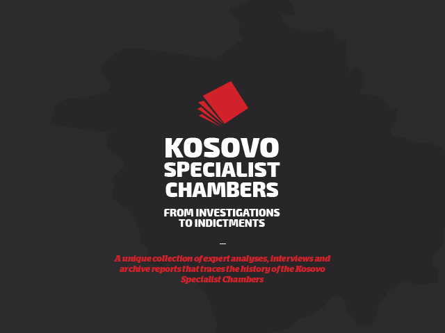 Kosovo War Crimes Court E-Book