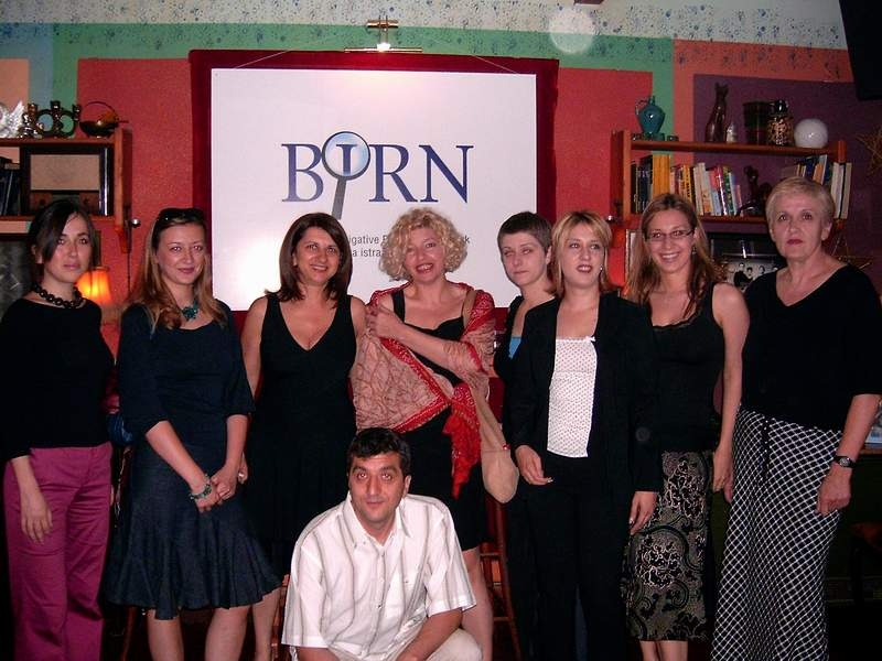 Early days of BIRN May 2005