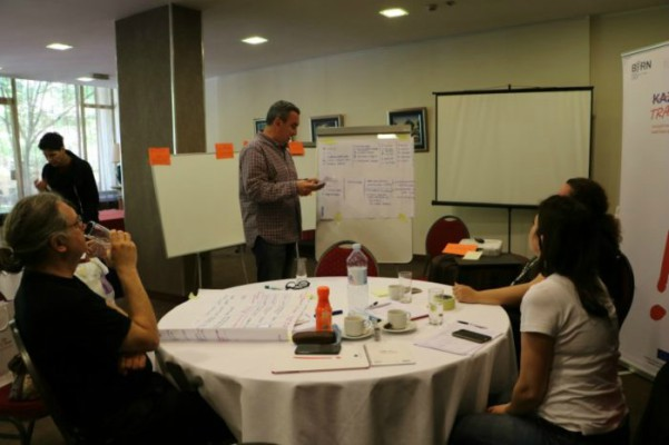 BIRN Serbia Holds 'Public Money' Workshops and Training