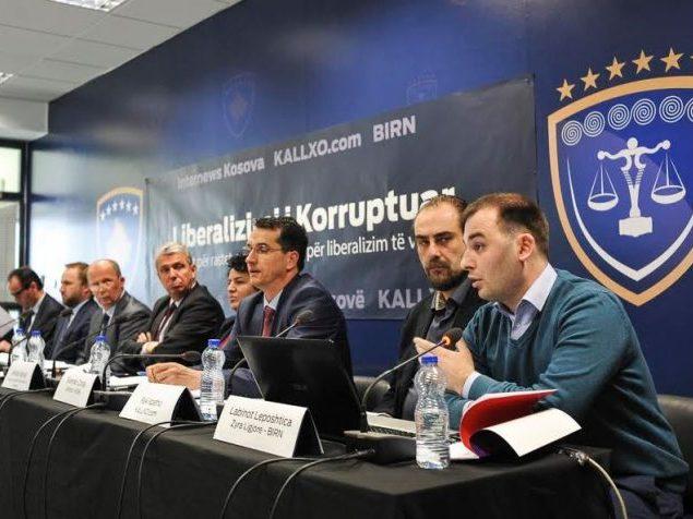 BIRN Kosovo Reports on Progress of Corruption Cases