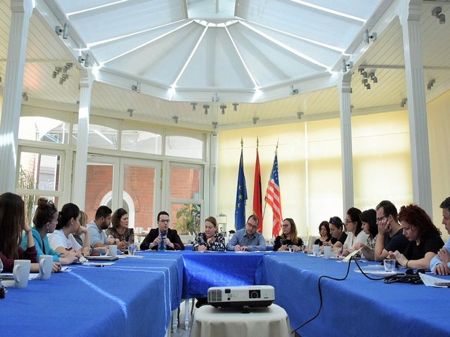 BIRN Albania Holds Workshop On Health