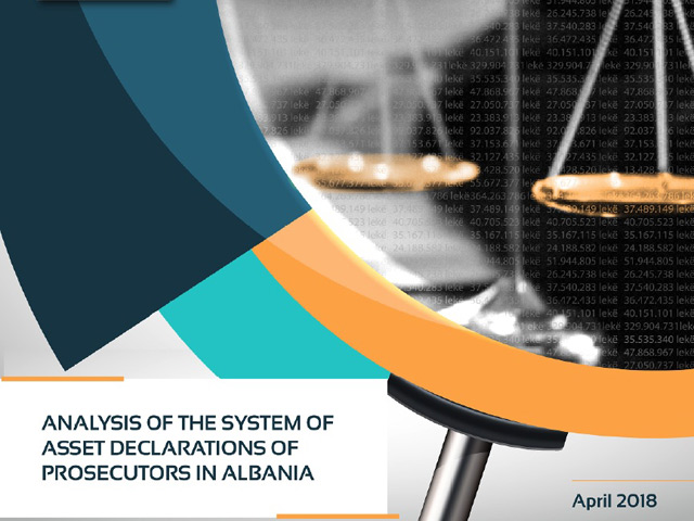 Report on the Assets Declarations of Prosecutors in Albania