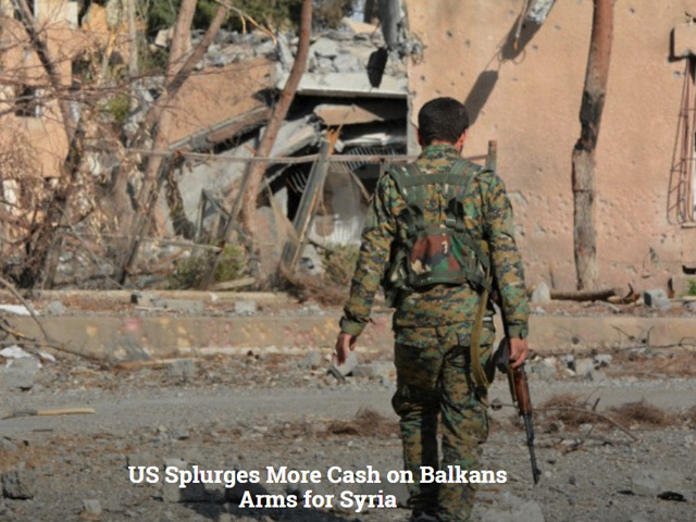 BIRN Refutes Claims It Ignored US Role in Arms Trade
