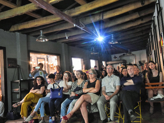 BIRN Albania's Documentary 'Free Flow' Premiered