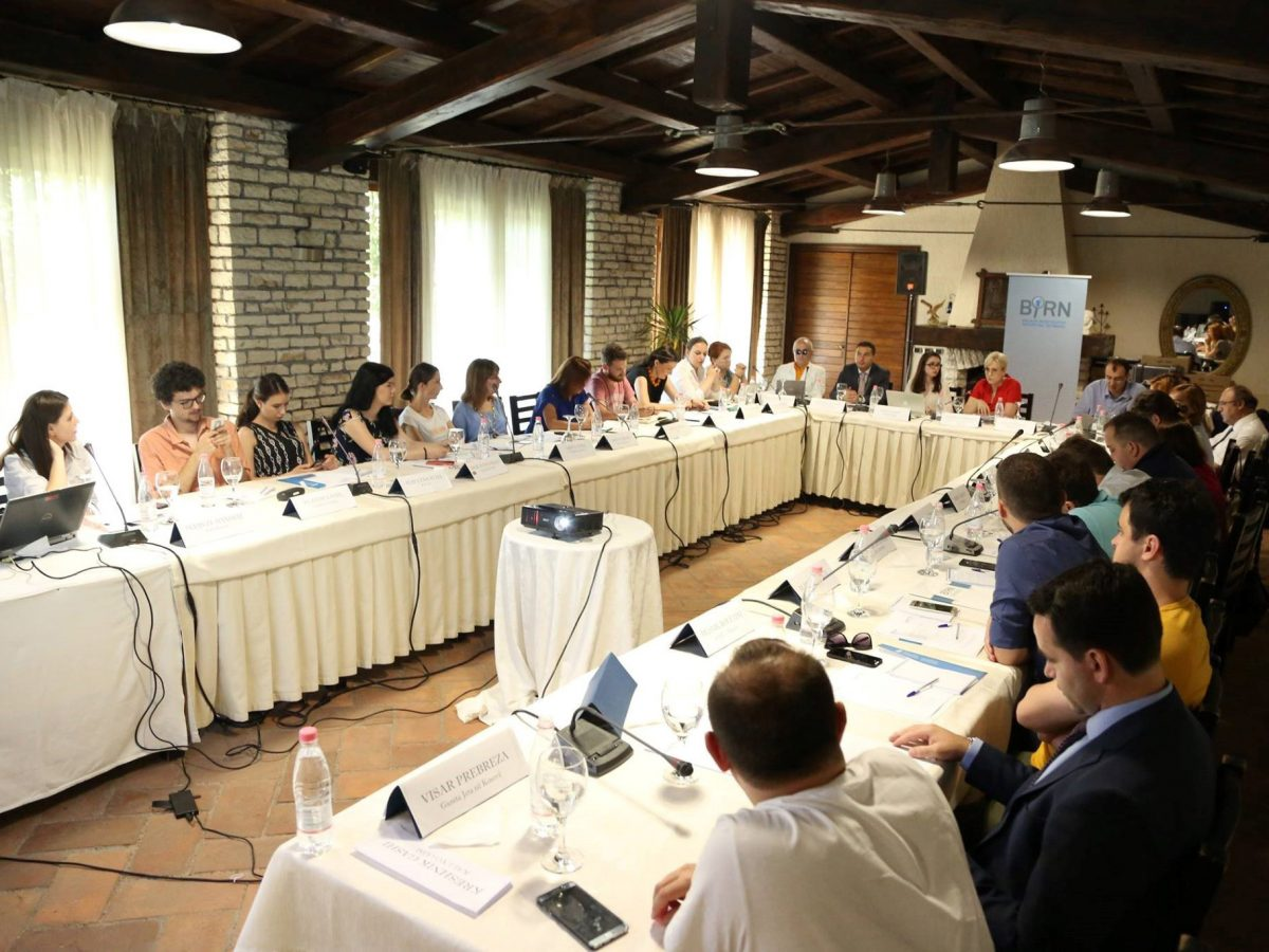 Albania and Kosovo Ministers, Experts Discuss Higher Education