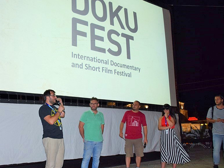 BIRN Albania Documentary Screened at Kosovo's Dokufest