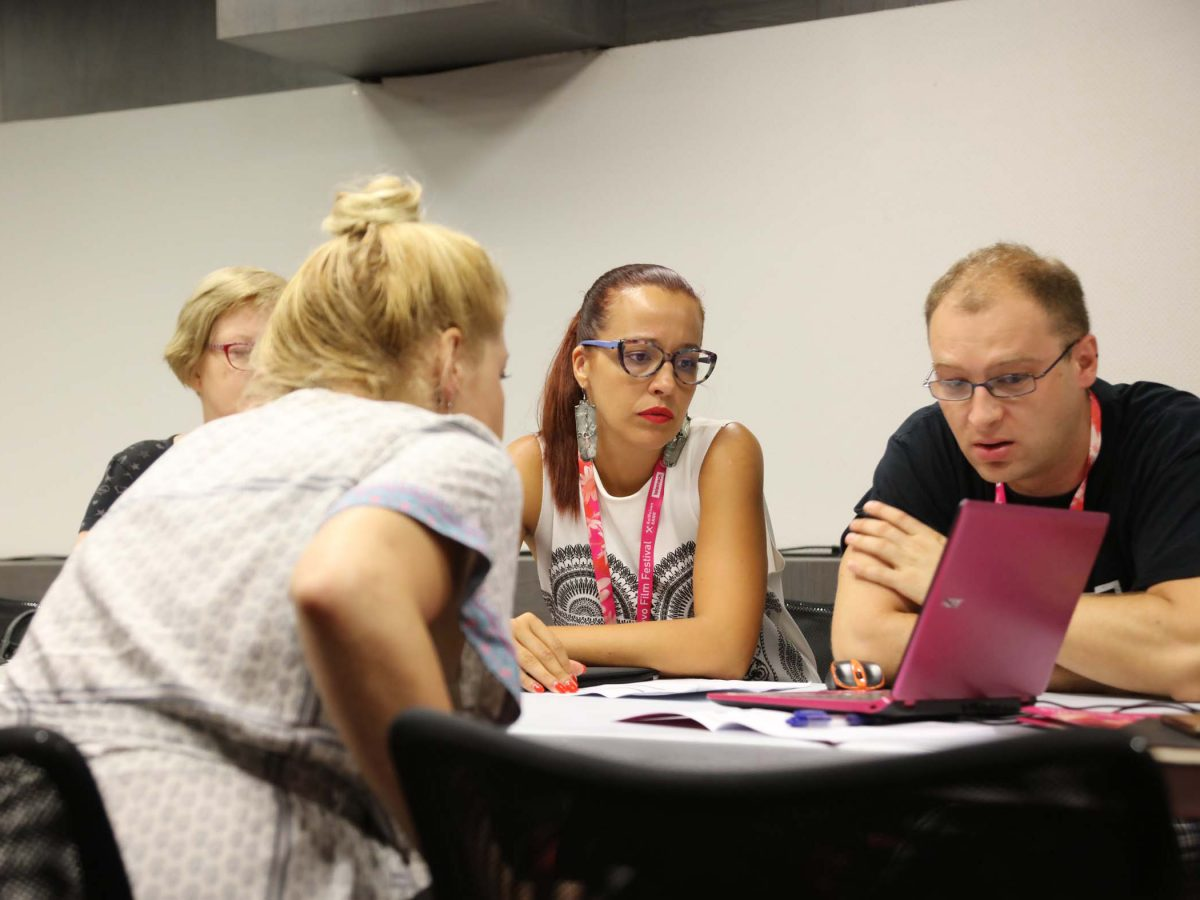BIRN Participates in Sarajevo Film Festival Programme