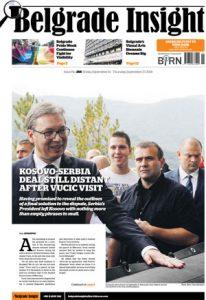 Belgrade Insight latest edition