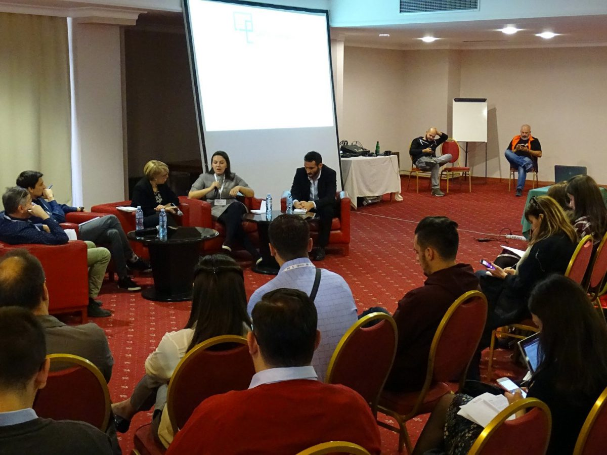 Experts Discuss Balkan Media Sustainability at BIRN Conference